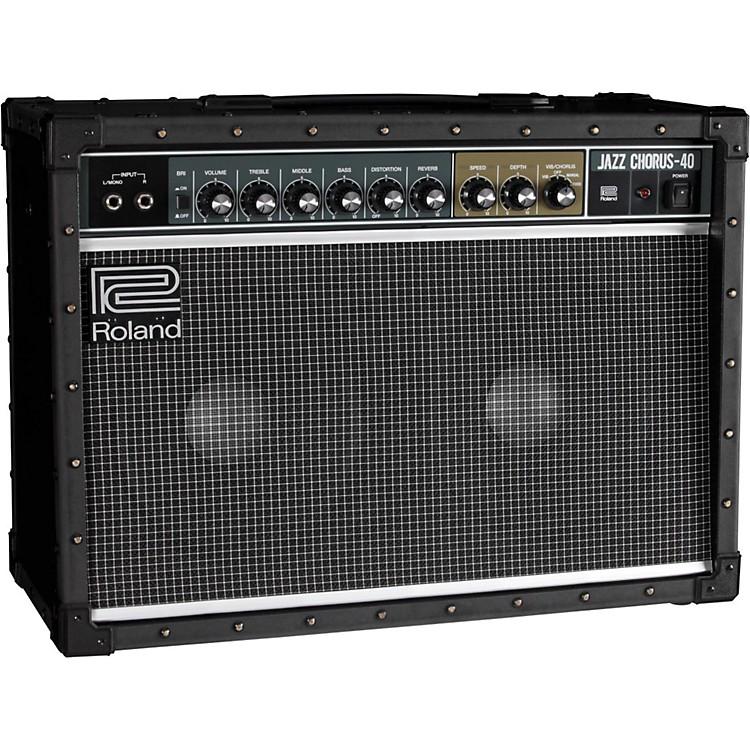 RolandJC-40 40W 2x10 Jazz Chorus Guitar Combo Amp