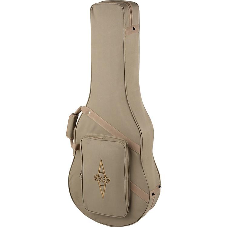 AlvarezJC2 Jumbo Acoustic Guitar Case with Hygrometer