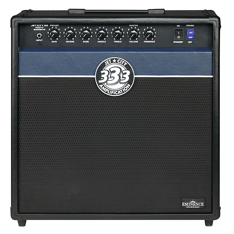 Jet City Amplification JCA2112RC 20W Tube Guitar Combo Amp