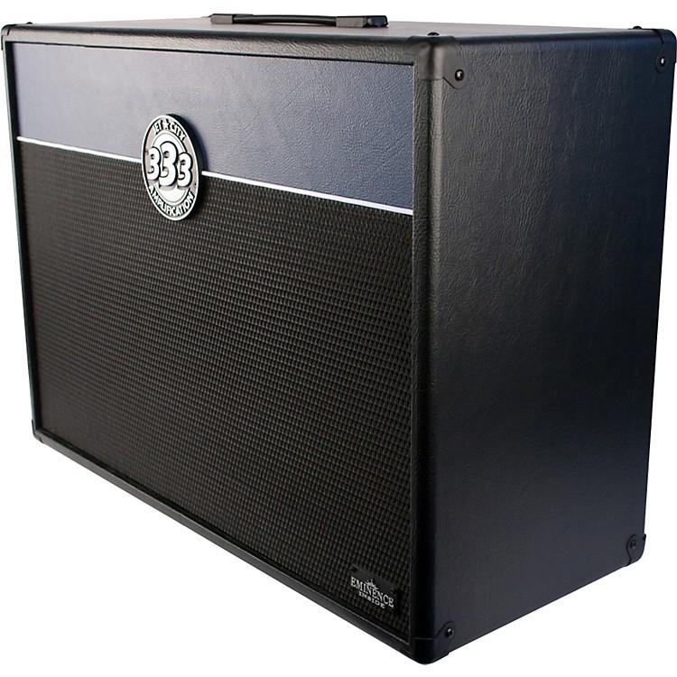 Jet City AmplificationJCA24S+ 2x12 Guitar Speaker Cabinet 200WBlack, Blue