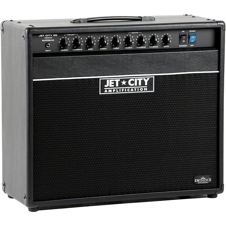 Jet City AmplificationJCA5012C 50W 1x12 Tube Guitar Combo AmpBlack