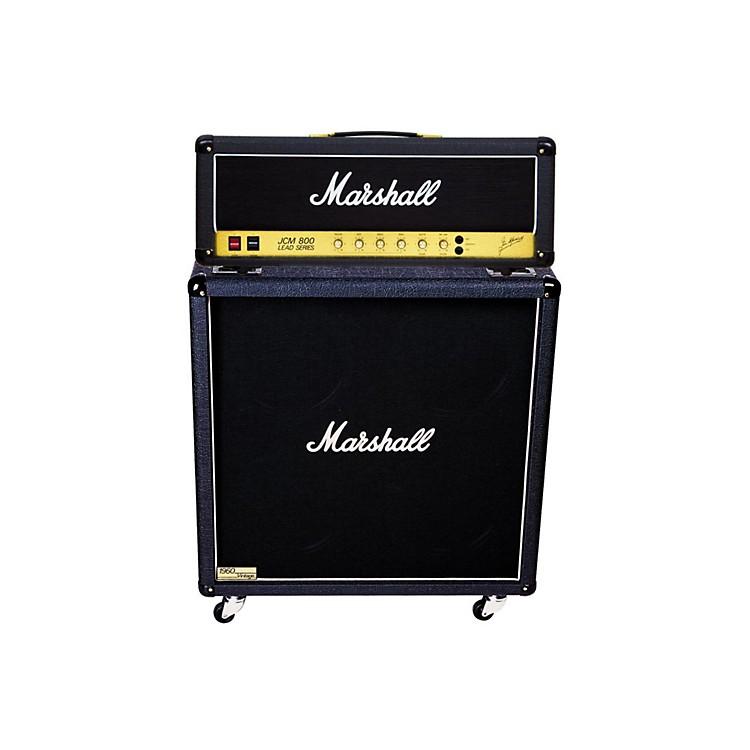 MarshallJCM800 2203 Vintage Series 100W Guitar Tube Head with 1960BV 280W 4x12 CabStraight