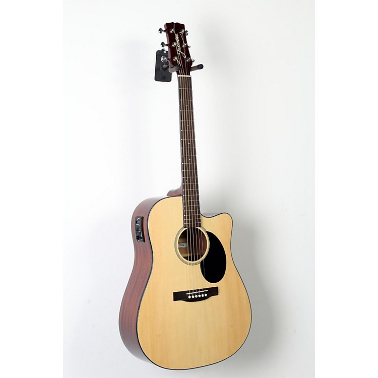 Jasmine JD-36CE Dreadnought Acoustic-Electric Guitar Natural 888365831633