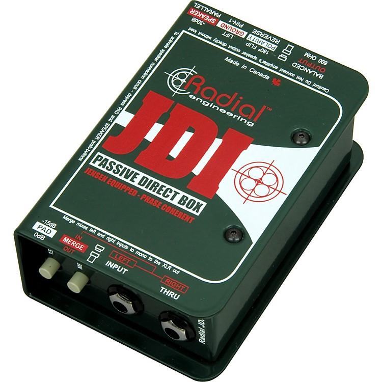 Radial EngineeringJDI MK3 Passive Direct Box