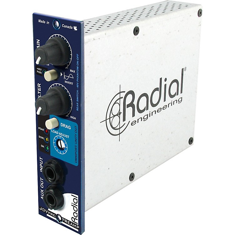 Radial EngineeringJDV-Pre Instrument Preamp and DI