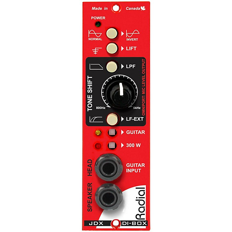 Radial EngineeringJDX-500 Guitar Interface