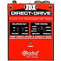 Radial Engineering JDX Direct-Drive Amp Simulator and DI Box Guitar Effects