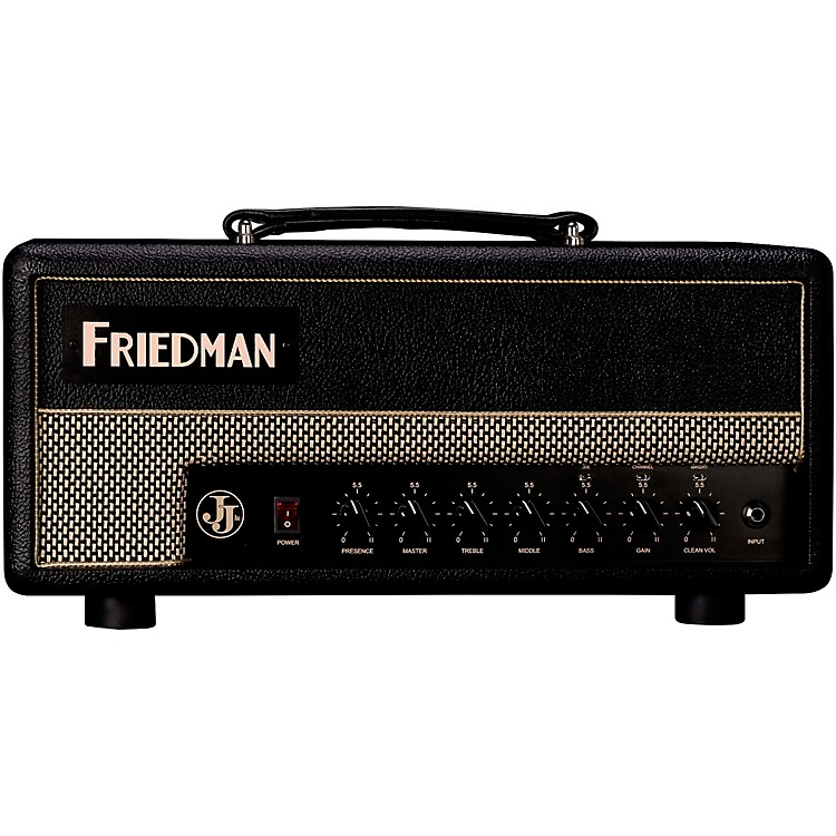 Friedman JJ Junior Jerry Cantrell Signature 20W Tube Guitar Amp Head Black