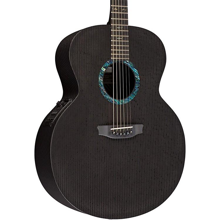 RainSongJM1000N2 Jumbo Acoustic-Electric GuitarBlack