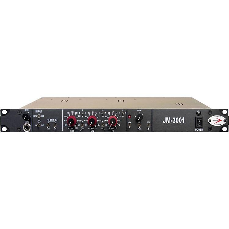 A DesignsJM3001 Solid State Mic Pre with EQ