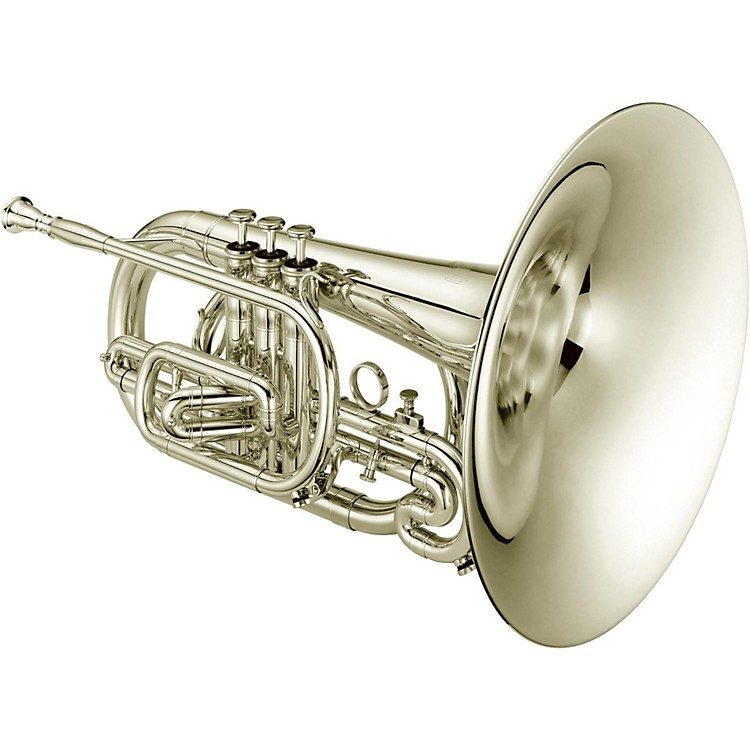 Jupiter JMP1100M Quantum Series F Marching Mellophone Lacquer