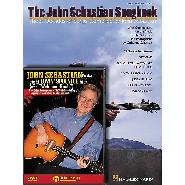 Homespun JOHN SEBASTIAN GUITAR PACK