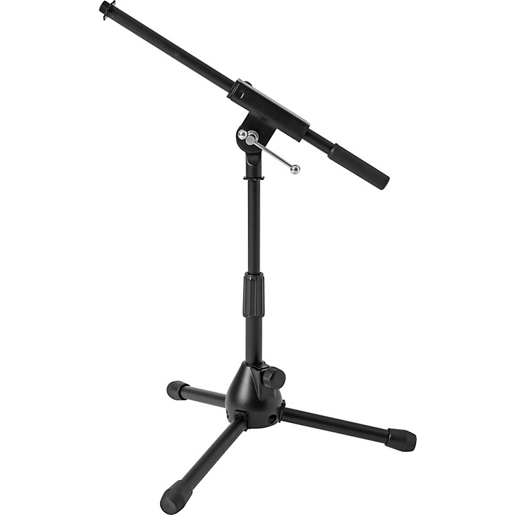 JAMSTANDSJS-MCFB50 Short Mic Stand with Fixed-Length Boom