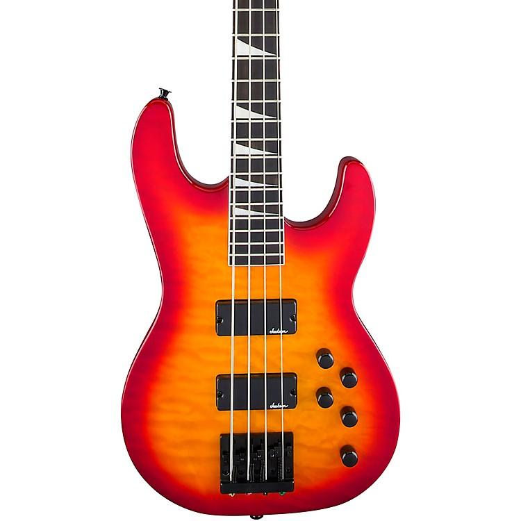 JacksonJS Series Concert Bass JS3QCherry Burst