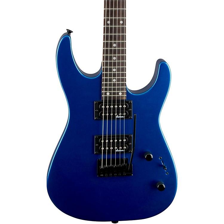 JacksonJS12 Electric GuitarDark Metallic Blue