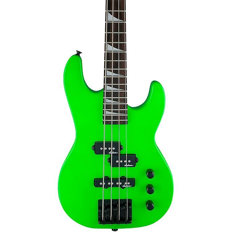 JacksonJS1X Concert Bass MinionNeon Green