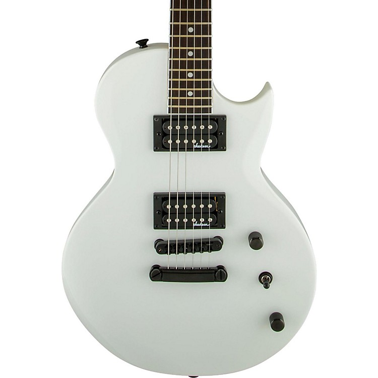 Jackson JS22 SC Electric Guitar Snow White Rosewood Fingerboard