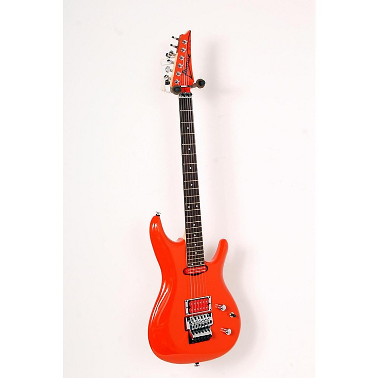 IbanezJS2410 Joe Satriani Signature Electric GuitarMuscle Car Orange888365795003