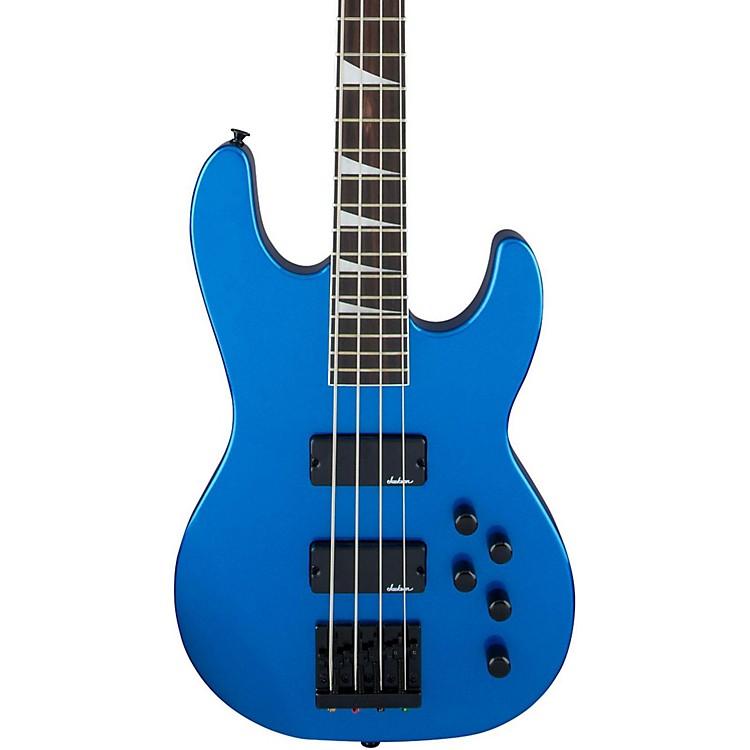 JacksonJS3 JS Series Concert Electric Bass GuitarMetallic Blue
