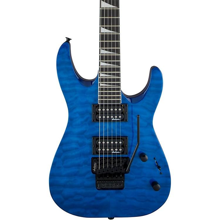 JacksonJS32Q Dinky DKA, QM Electric GuitarNatural Blonde