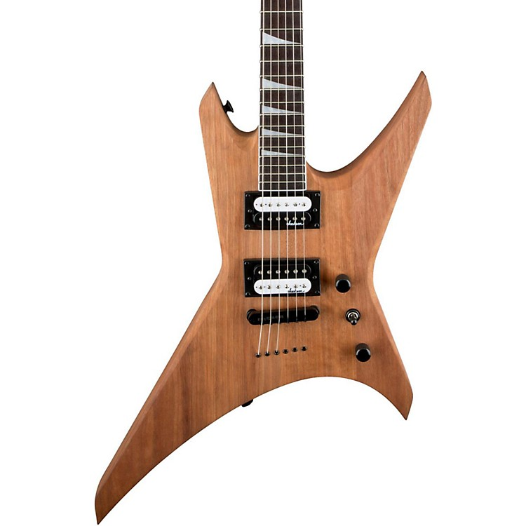 Jackson JS32T Warrior Electric Guitar Natural Oil