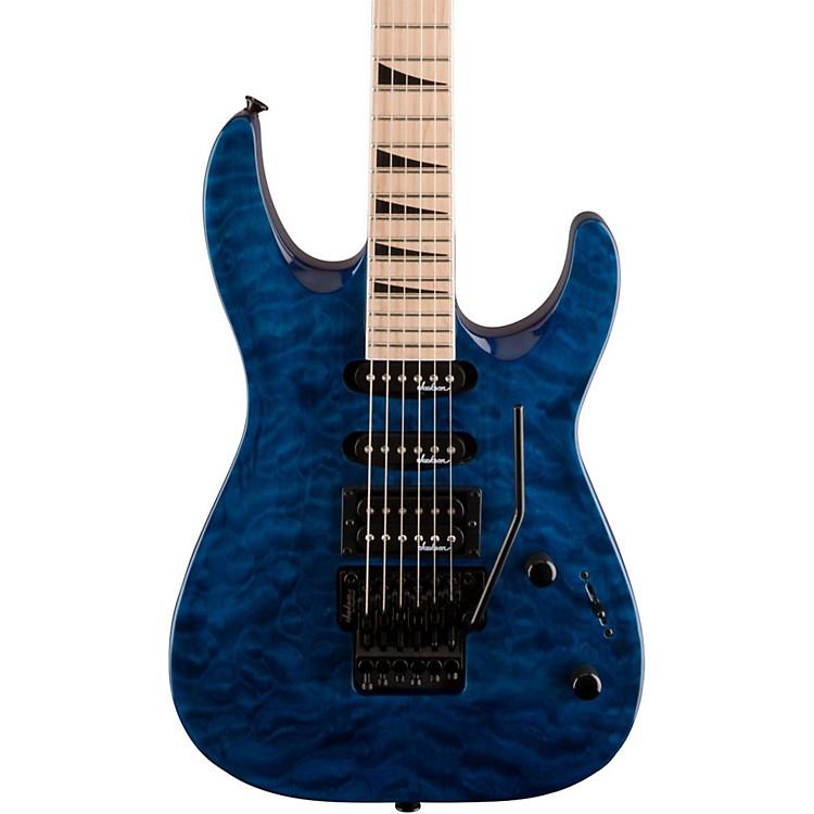 JacksonJS34Q Dinky DKA-MTransparent Blue
