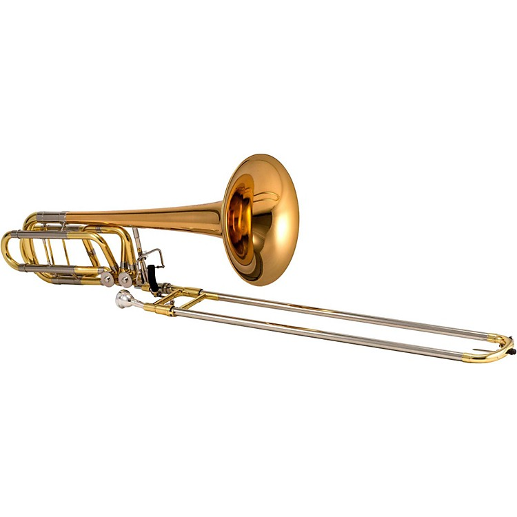 Jupiter JTB1180 Performance Series Bass Trombone Lacquer Yellow Brass Bell