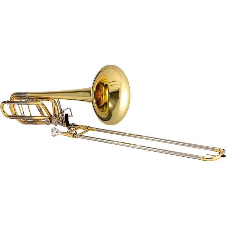 JupiterJTB1180 Performance Series Bass TromboneLacquerRose Brass Bell