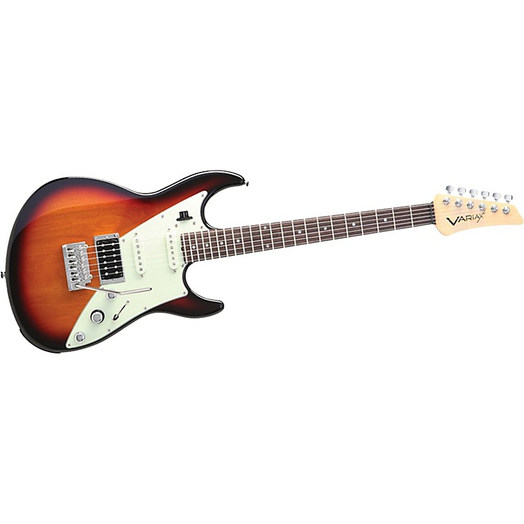 Line 6JTV-69 Variax Electric Guitar3-Color Sunburst