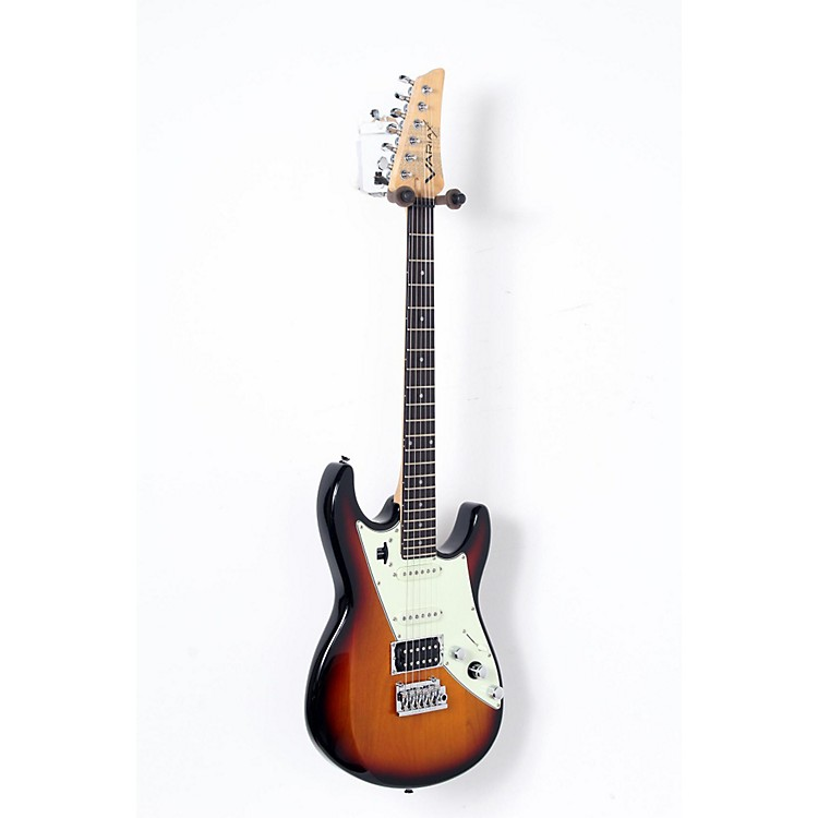 Line 6 JTV-69 Variax Electric Guitar 3-Color Sunburst 888365897981
