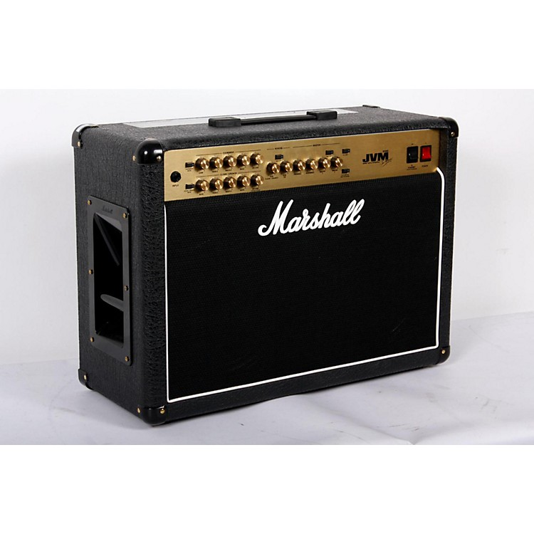 Marshall JVM Series JVM210C 100W 2x12 Tube Guitar Combo Amp Black 888365776408