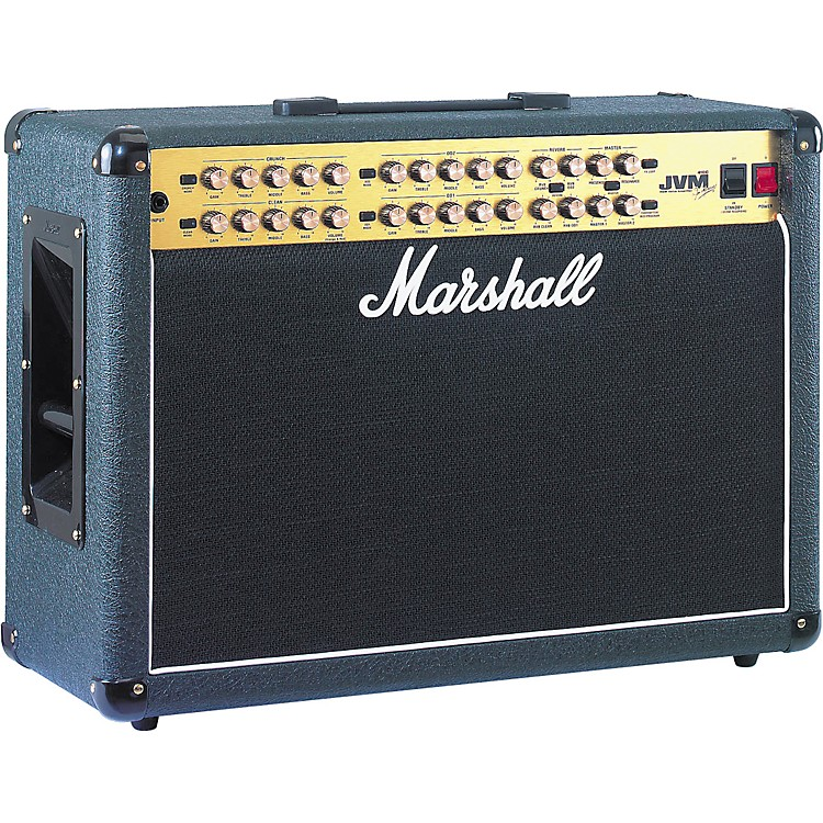 marshall jvm series jvm410c tube combo amp music123. Black Bedroom Furniture Sets. Home Design Ideas