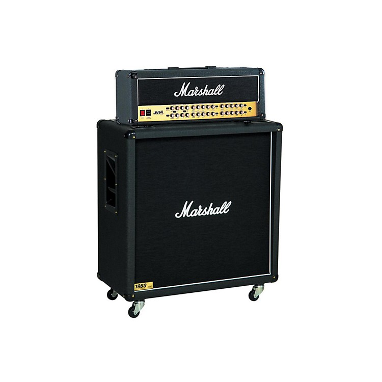 Marshall JVM Series JVM410H 100W Guitar Tube Head with 1960B 300W 4x12 Cab Straight
