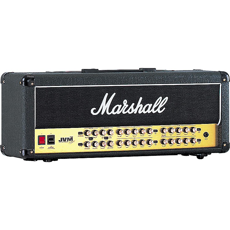 marshall jvm series jvm410h 100w tube guitar amp head music123. Black Bedroom Furniture Sets. Home Design Ideas