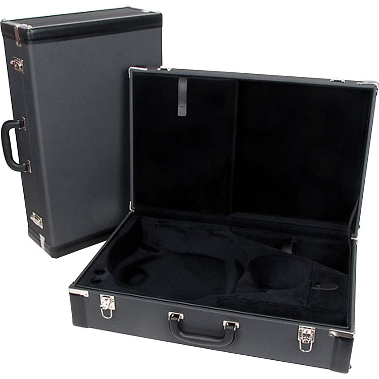 J. WinterJW 784 Wood Attache Series Detachable Bell French Horn Case