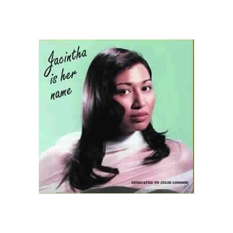 AllianceJacintha - Jacintha Is Her Name