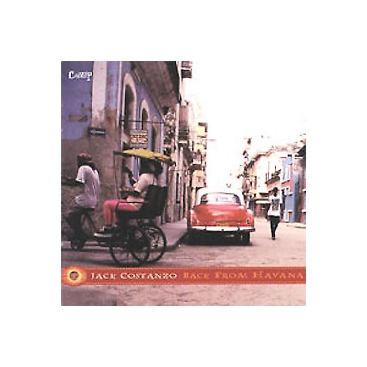 AllianceJack Costanzo - Back from Havana