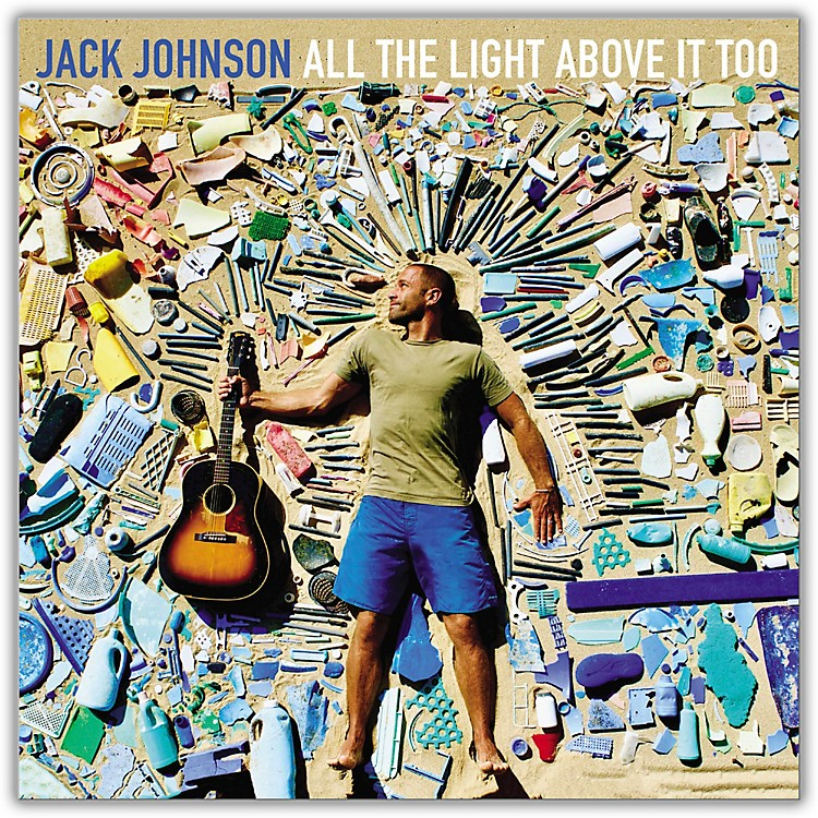 Universal Music GroupJack Johnson - All The Light Above It Too [LP]