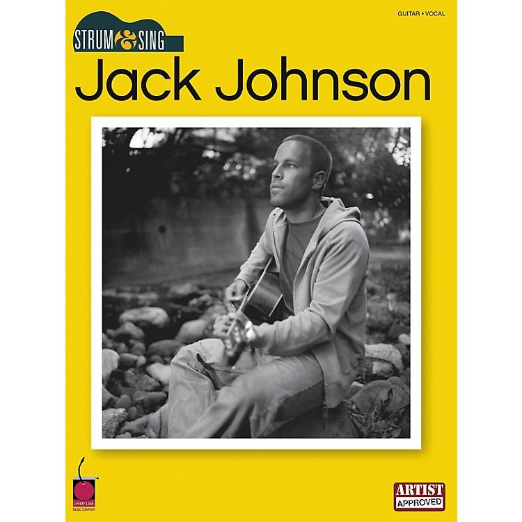 Cherry LaneJack Johnson Strum & Sing Guitar Songbook