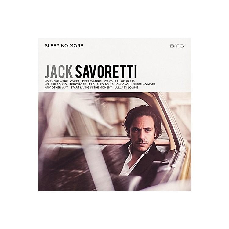 AllianceJack Savoretti - Sleep No More