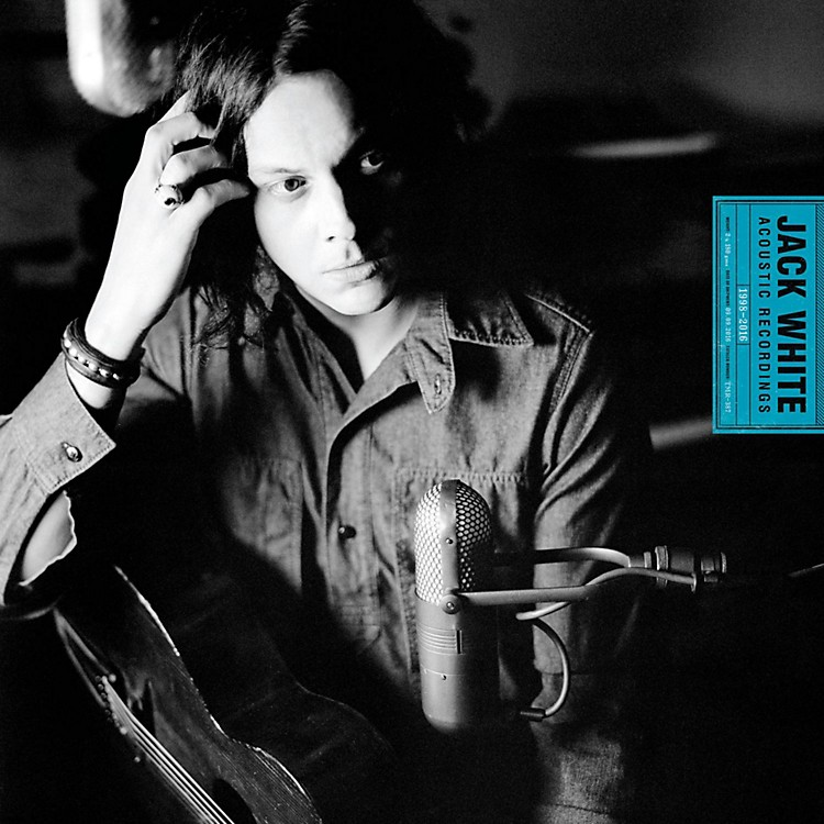 Sony Jack White - Acoustic Recordings 1998–2016