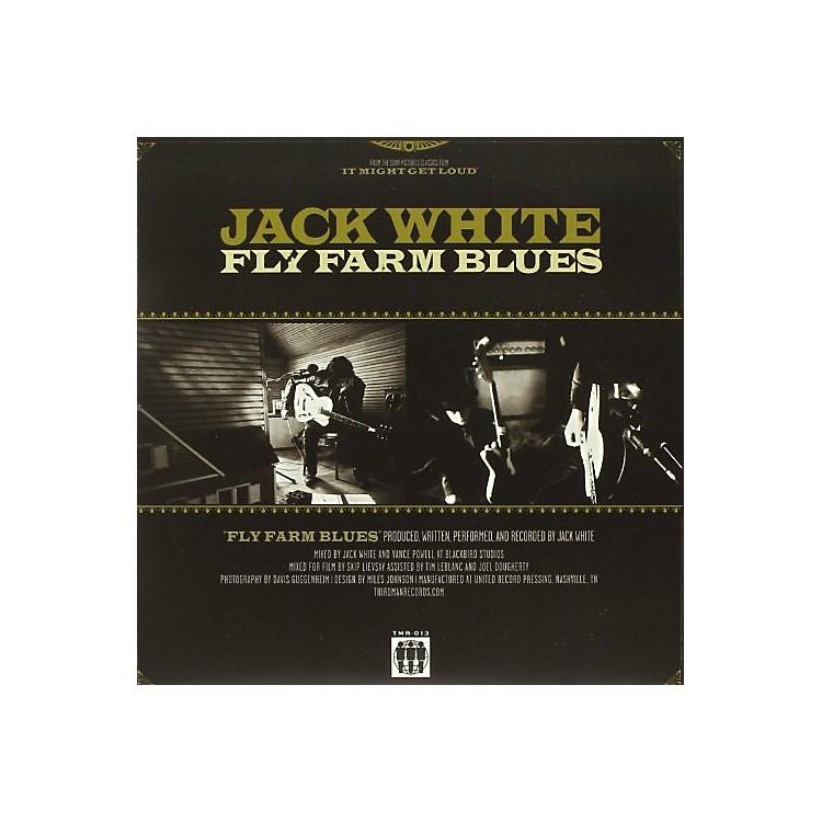 AllianceJack White - Fly Farm Blues