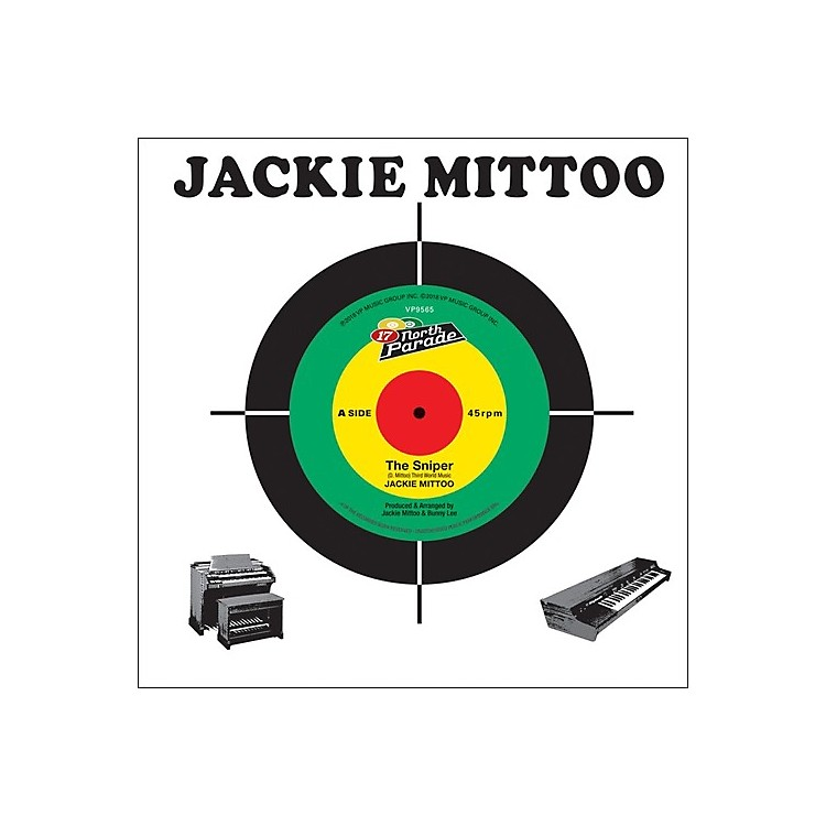 Alliance Jackie Mittoo - Sniper