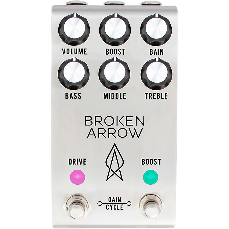 Jackson Audio Jackson Audio Broken Arrow  v2- MIDI