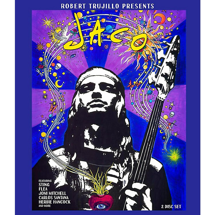 Iron Horse Jaco A film by Robert Trujillo Blu Ray