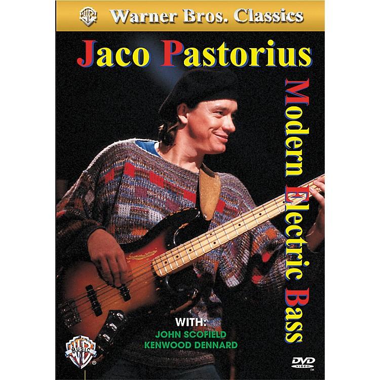 AlfredJaco Pastorius - Modern Electric Bass DVD