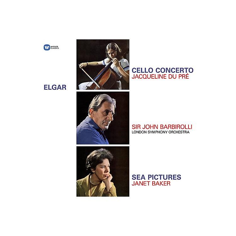 AllianceJacqueline du Pré - Cello Concerto Sea Pictures