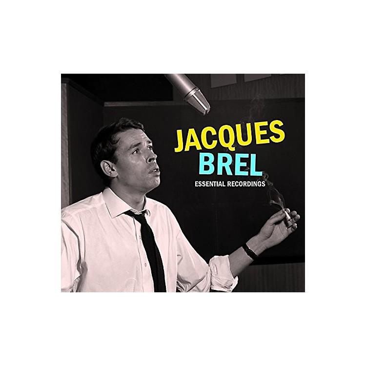 AllianceJacques Brel - Essential Recordings 1954-1962