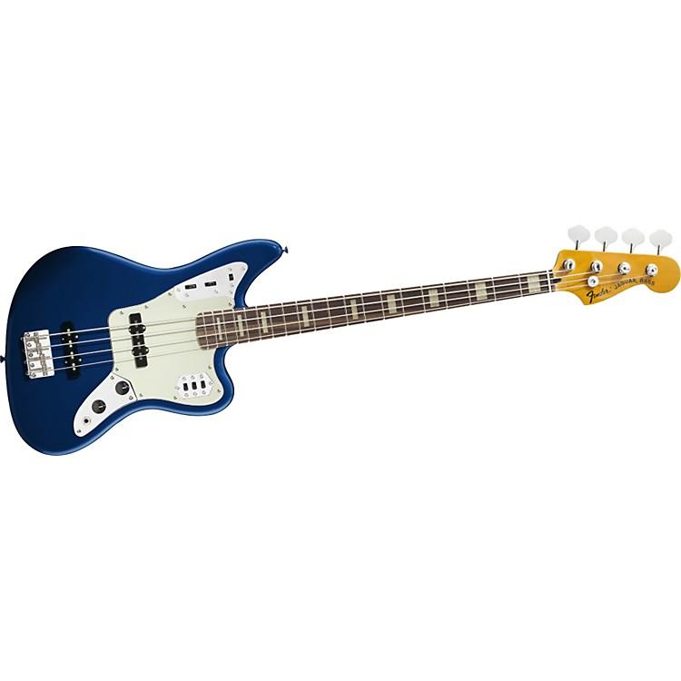 FenderJaguar Electric Bass GuitarCobalt Blue
