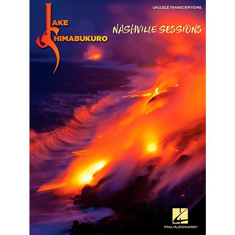 Hal LeonardJake Shimabukuro - Nashville Sessions Ukulele Songbook